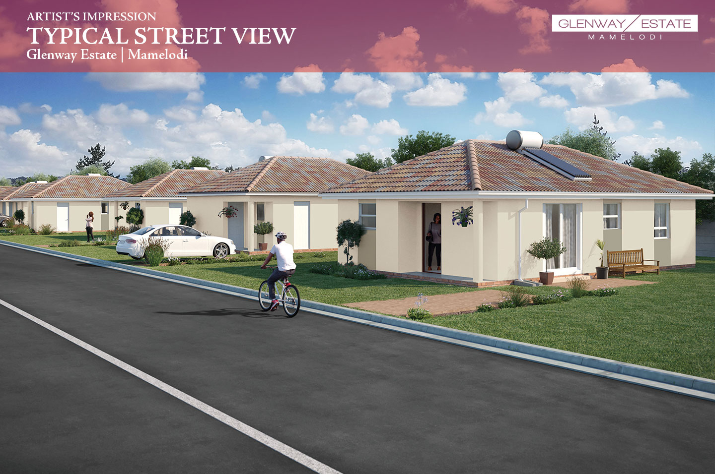 glenway-estate-affordable-homes-pretoria-streetview